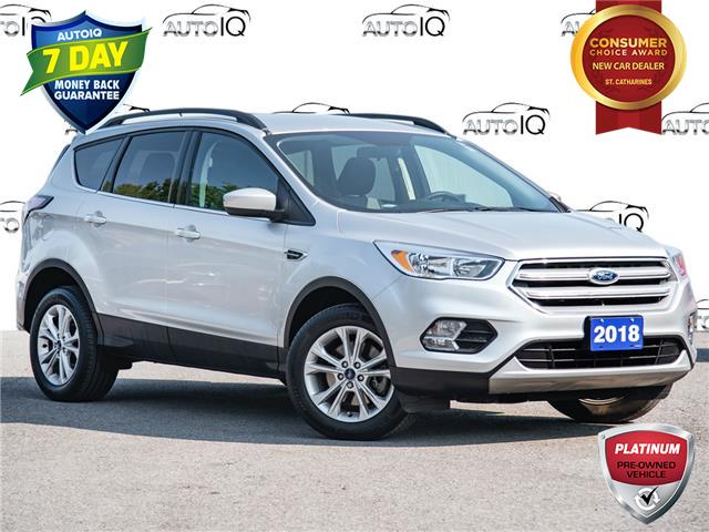 2018 Ford Escape SE (Stk: 20ES704T) in St. Catharines - Image 1 of 26