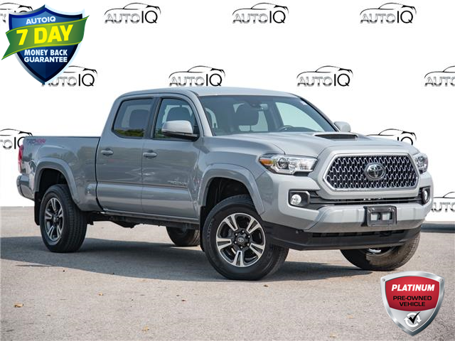 2019 Toyota Tacoma SR5 V6 (Stk: 602885T) in St. Catharines - Image 1 of 24