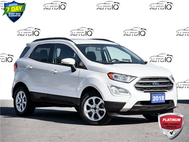 2018 Ford EcoSport SE (Stk: 602945) in St. Catharines - Image 1 of 27