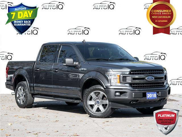 2018 Ford F-150 XLT (Stk: 50-3) in St. Catharines - Image 1 of 27