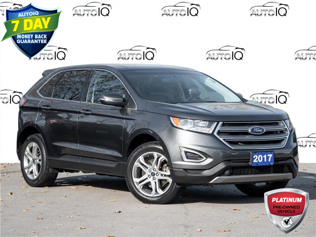 2017 Ford Edge Titanium (Stk: 602968) in St. Catharines - Image 1 of 27