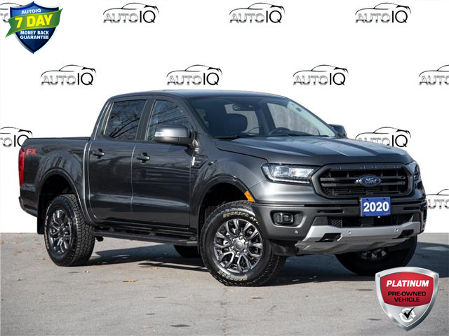 2020 Ford Ranger Lariat (Stk: 50-33) in St. Catharines - Image 1 of 28