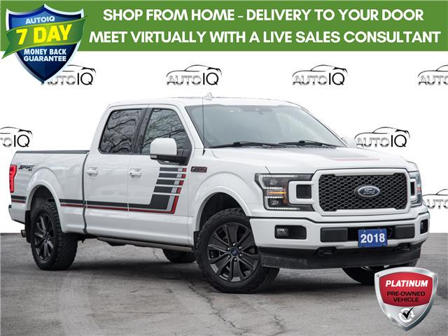 2018 Ford F-150 Lariat (Stk: 50-87) in St. Catharines - Image 1 of 27