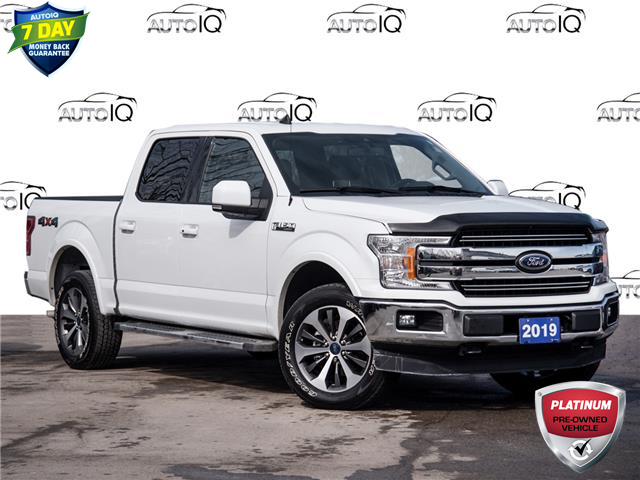 2019 Ford F-150 Lariat (Stk: 603024) in St. Catharines - Image 1 of 26