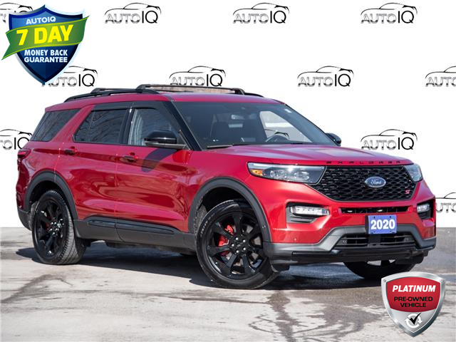 2020 Ford Explorer ST (Stk: 603025) in St. Catharines - Image 1 of 28