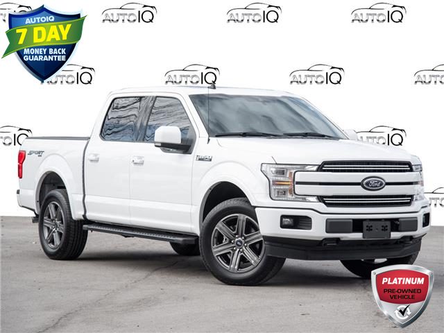 2020 Ford F-150 Lariat (Stk: 603040) in St. Catharines - Image 1 of 27