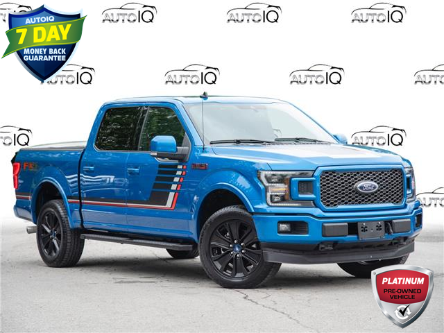 2020 Ford F-150 Lariat (Stk: 50-218) in St. Catharines - Image 1 of 27