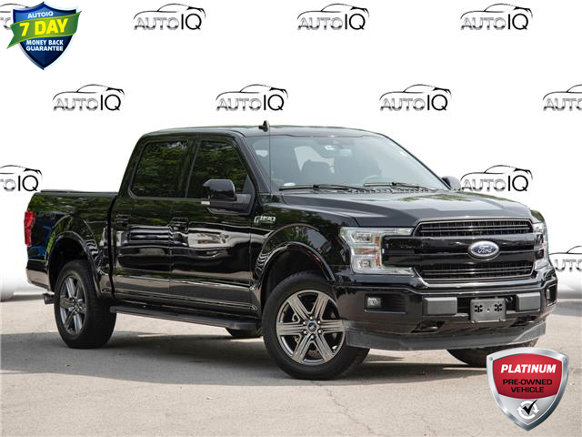 2020 Ford F-150 Lariat (Stk: 603108) in St. Catharines - Image 1 of 29