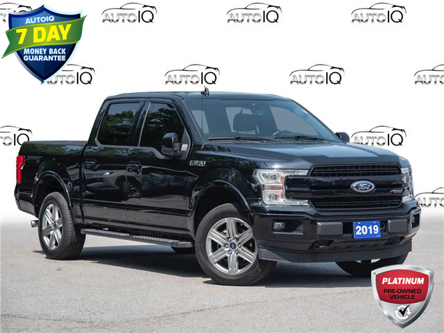 2019 Ford F-150 Lariat (Stk: EL791) in St. Catharines - Image 1 of 28
