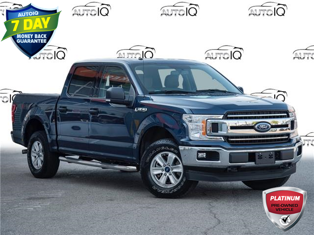 2018 Ford F-150 XLT (Stk: EL795) in St. Catharines - Image 1 of 25