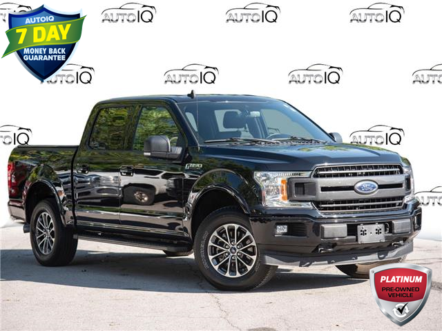 2019 Ford F-150 XLT (Stk: 40-192X) in St. Catharines - Image 1 of 28