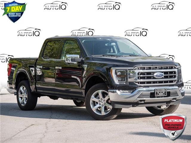 2021 Ford F-150 Lariat (Stk: 80-263) in St. Catharines - Image 1 of 28