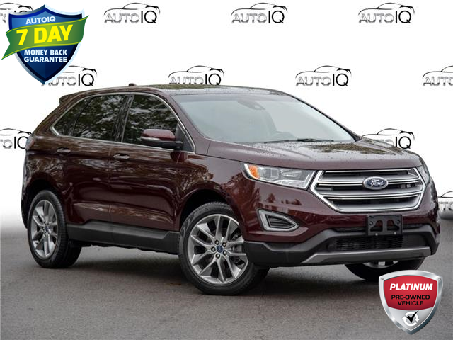 2018 Ford Edge Titanium (Stk: 50-315) in St. Catharines - Image 1 of 25