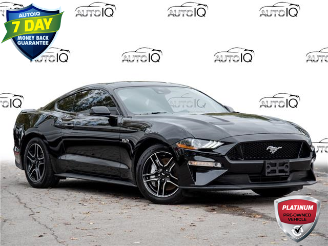 2021 Ford Mustang GT (Stk: 40-221) in St. Catharines - Image 1 of 25