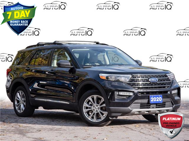 2020 Ford Explorer XLT (Stk: 50-292) in St. Catharines - Image 1 of 27