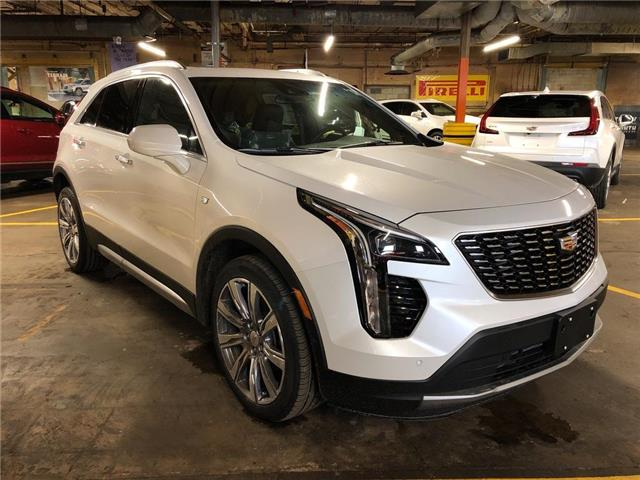 2020 Cadillac XT4 Premium Luxury (Stk: 209206) in Waterloo - Image 1 of 16