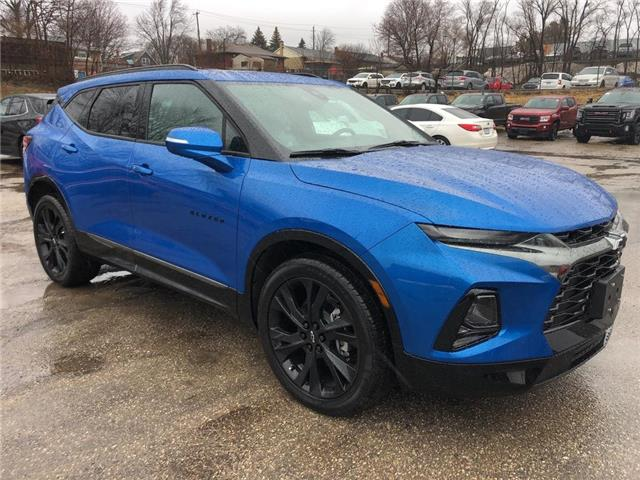 2020 Chevrolet Blazer RS (Stk: 205252) in Waterloo - Image 1 of 16