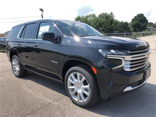2021 Chevrolet Tahoe High Country (Stk: 215650) in Waterloo - Image 1 of 21