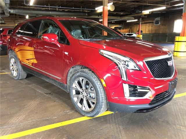 2020 Cadillac XT5 Sport (Stk: 209310) in Waterloo - Image 1 of 16