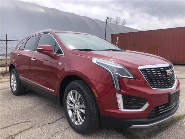2020 Cadillac XT5 Premium Luxury (Stk: 209315) in Waterloo - Image 1 of 17