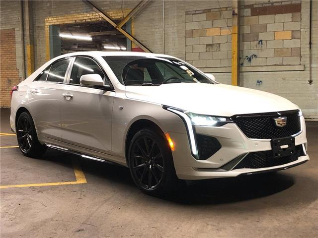 2020 Cadillac CT4 Sport (Stk: 203000) in Waterloo - Image 1 of 19
