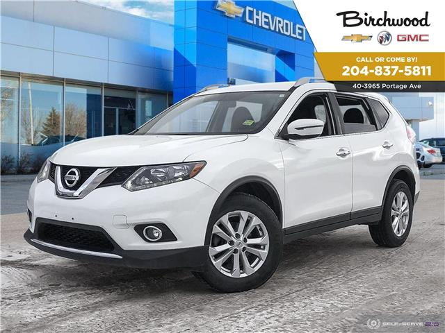 2016 Nissan Rogue SV (Stk: F2XRZG) in Winnipeg - Image 1 of 27