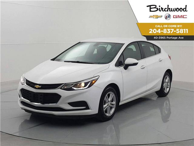 2017 Chevrolet Cruze Hatch LT Auto (Stk: F31EBX) in Winnipeg - Image 1 of 32