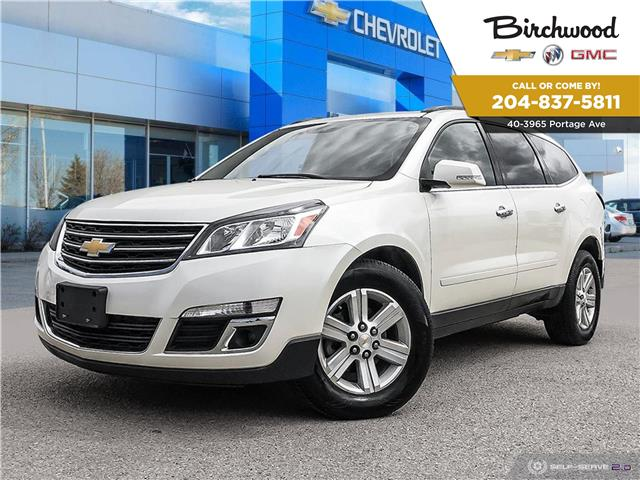 2014 Chevrolet Traverse 2LT (Stk: F36ND7) in Winnipeg - Image 1 of 27