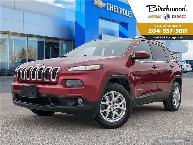 2015 Jeep Cherokee North (Stk: F373EN) in Winnipeg - Image 1 of 27