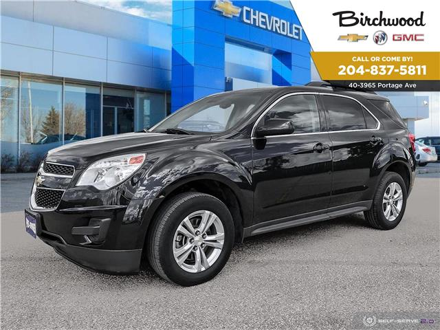2015 Chevrolet Equinox 1LT (Stk: F36Z2M) in Winnipeg - Image 1 of 27