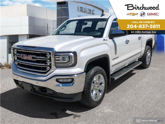 2017 GMC Sierra 1500 SLT (Stk: F37DWE) in Winnipeg - Image 1 of 26