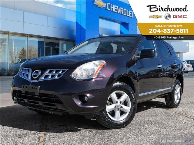 2013 Nissan Rogue S (Stk: F375JA) in Winnipeg - Image 1 of 27