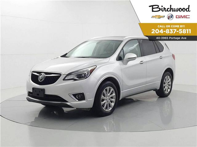 2019 Buick Envision Essence (Stk: F37CRR) in Winnipeg - Image 1 of 25