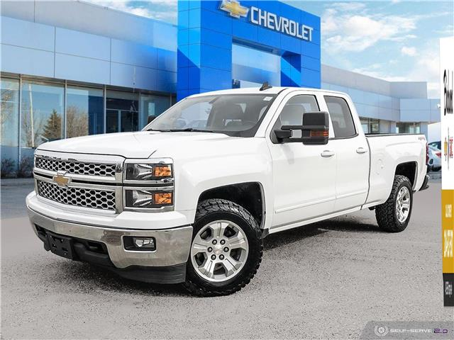 2015 Chevrolet Silverado 1500  (Stk: F3AC9G) in Winnipeg - Image 1 of 27