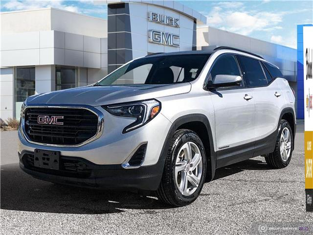 2018 GMC Terrain SLE (Stk: F3B525) in Winnipeg - Image 1 of 27