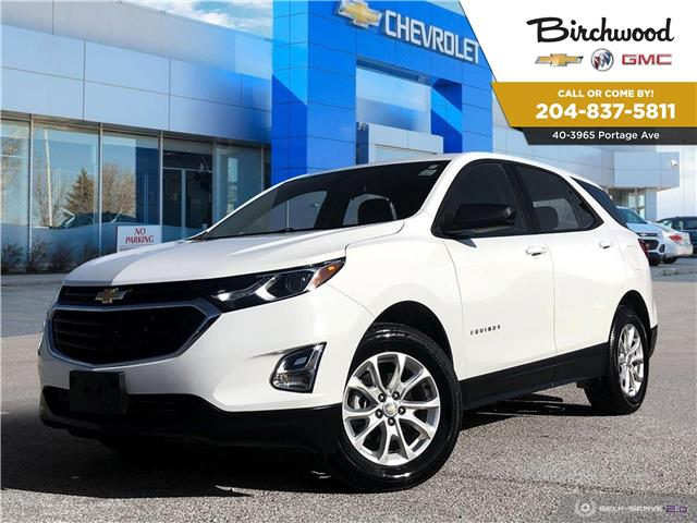 2018 Chevrolet Equinox LS (Stk: F3K187) in Winnipeg - Image 1 of 27