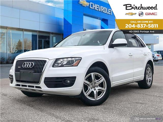 2011 Audi Q5  (Stk: F3A57W) in Winnipeg - Image 1 of 27