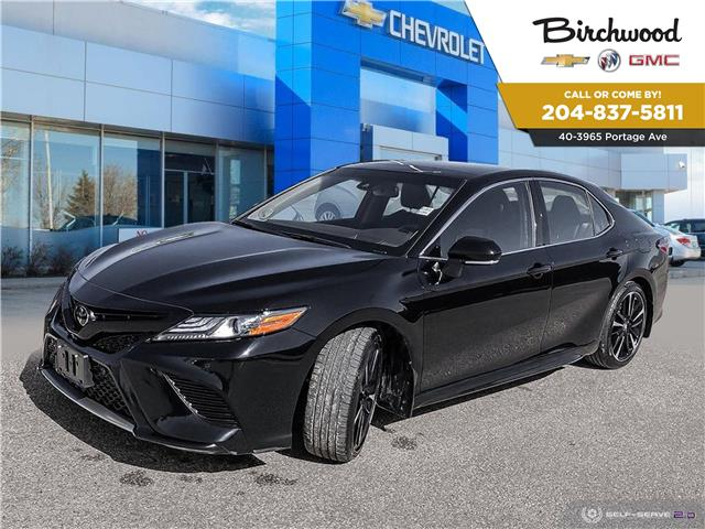 2018 Toyota Camry XSE V6 (Stk: F3BGPD) in Winnipeg - Image 1 of 25
