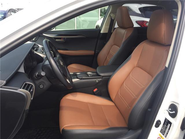 2016 Lexus NX 200t Base (Stk: X200T) in Brampton - Image 6 of 7