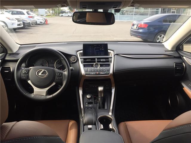 2016 Lexus NX 200t Base (Stk: X200T) in Brampton - Image 7 of 7