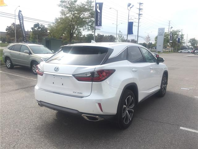 2016 Lexus RX 350 Base (Stk: RX350) in Brampton - Image 3 of 7