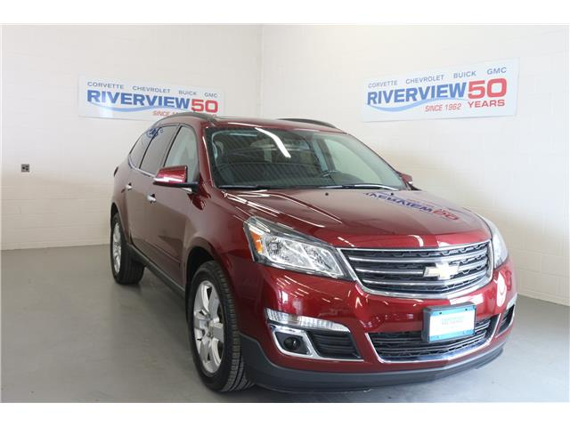 2016 Chevrolet Traverse 1LT (Stk: 20158B) in WALLACEBURG - Image 1 of 16