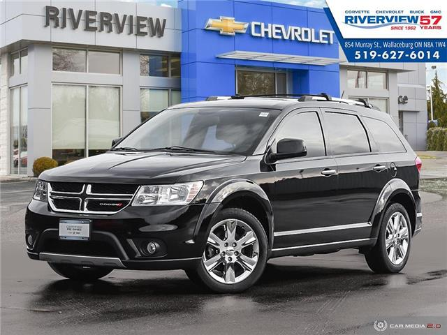 2017 Dodge Journey GT (Stk: 19148A) in WALLACEBURG - Image 1 of 28