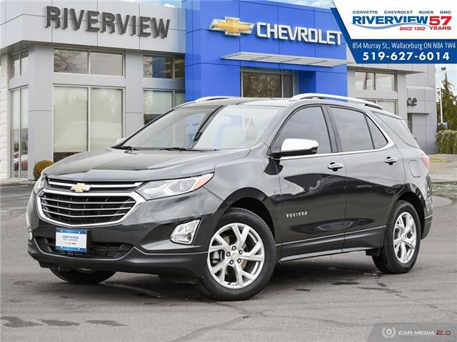 2018 Chevrolet Equinox Premier (Stk: 19442A) in WALLACEBURG - Image 1 of 28