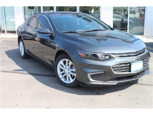 2017 Chevrolet Malibu 1LT (Stk: U1865) in WALLACEBURG - Image 1 of 20