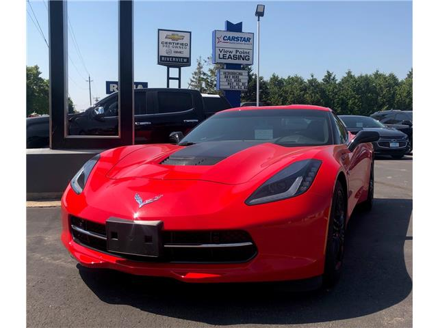 2016 Chevrolet Corvette Stingray (Stk: 20224A) in WALLACEBURG - Image 1 of 11