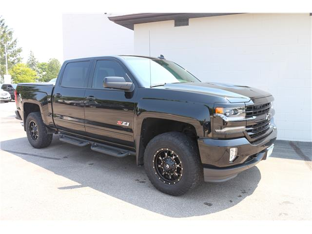 2018 Chevrolet Silverado 1500  (Stk: 20098A) in WALLACEBURG - Image 1 of 18