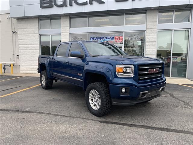2015 GMC Sierra 1500 SLT (Stk: 20256A) in WALLACEBURG - Image 1 of 12