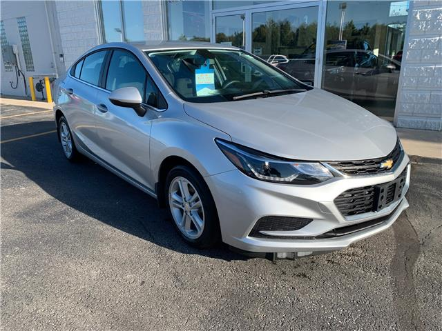 2016 Chevrolet Cruze LT Auto (Stk: U1871) in WALLACEBURG - Image 1 of 9
