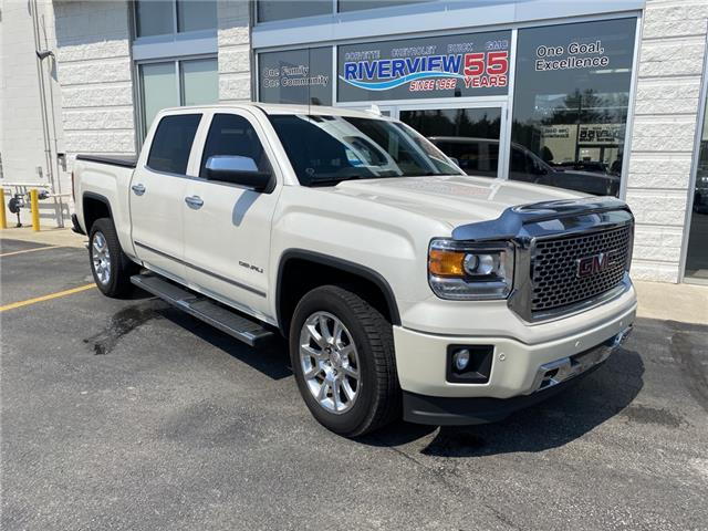 2015 GMC Sierra 1500 Denali (Stk: 20271A) in WALLACEBURG - Image 1 of 12
